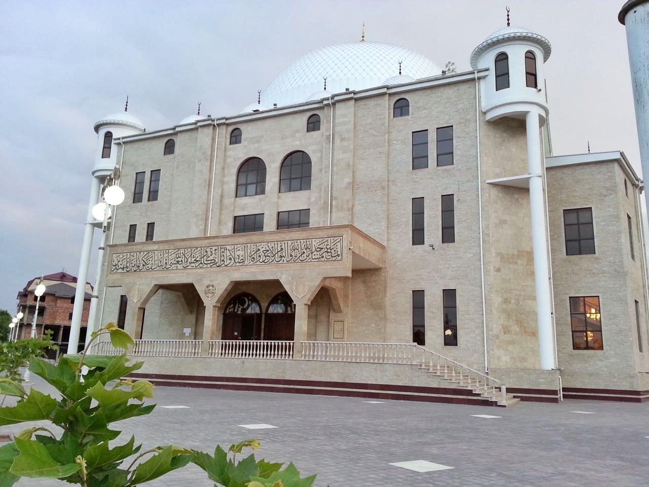 мечеть в каспийске картинка осталась школа