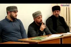 Embedded thumbnail for В Муфтияте прошло плановое совещание с учеными-богословами