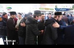 Embedded thumbnail for Заместитель Муфтия РД Ахмад Кахаев посетил с рабочим визитом Карабудахкентский район