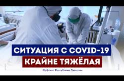 Embedded thumbnail for СРОЧНОЕ ОБРАЩЕНИЕ МУФТИЯТА ДАГЕСТАНА ПО КОРОНАВИРУСУ