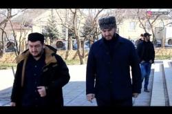 Embedded thumbnail for Заместитель Муфтия РД по просветительской работе Идрис Асадулаев посетил г. Избербаш