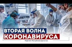 Embedded thumbnail for ВТОРАЯ ВОЛНА КОРОНАВИРУСА В ДАГЕСТАНЕ