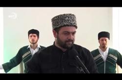 Embedded thumbnail for Выступление имама Табасаранского района на открытие мечети в селе Джугдиль