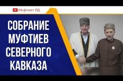 Embedded thumbnail for СОБРАНИЕ МУФТИЕВ СЕВЕРНОГО КАВКАЗА