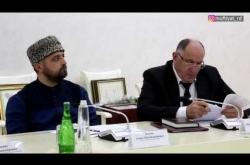 Embedded thumbnail for Муфтий РД Ахмад Абдулаев принял участие в Коллегии Комитета по свободе совести, взаимодействию с религиозными организациями Республики Дагестан